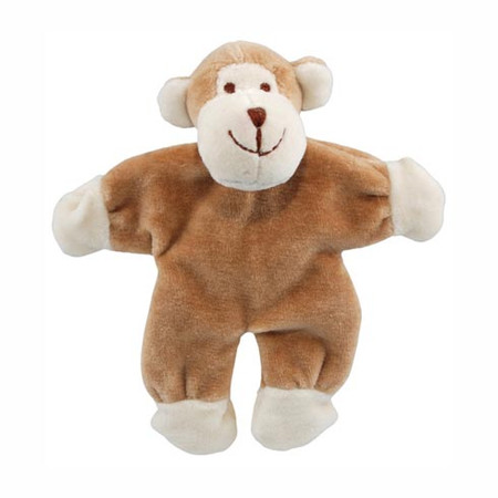 Beginnings Oscar Monkey Organic Toy