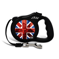 Avant Garde Retractable Dog Leash (British Invasion)