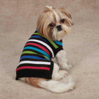 Electric Knit Dog Sweaters