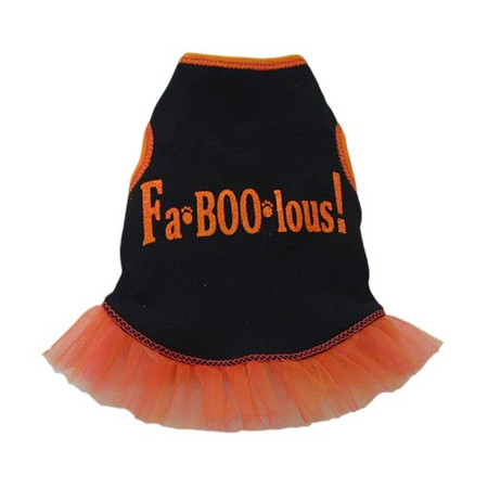 Fa-BOO-lous Tank Dress