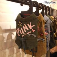 Wooflink Punk Punk Jacket