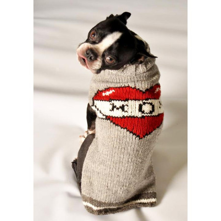 Tattooed Mom Dog Sweater