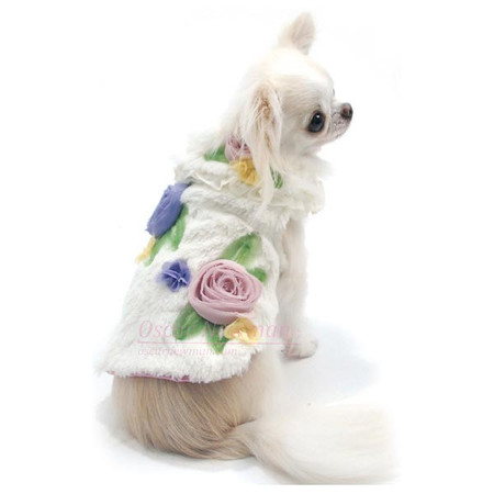 Oscar Newman Love 'n Lush Plush Coat