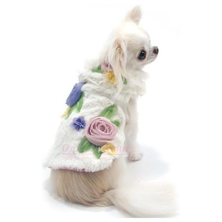 Oscar Newman Love 'n Lush Plush Coat