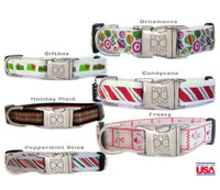 Holiday Collection Collars & Leads