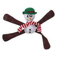 Holiday Snowman Pentapull