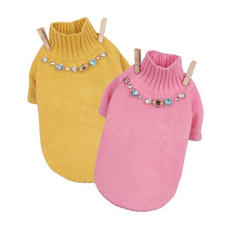 Louisdog Jelly n Belly Sweater
