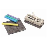Chalk-a-Doodle Chalkbox Set with Eraser