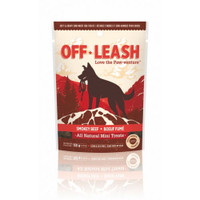 Off-Leash Smokey Beef Mini Treats