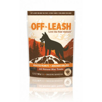 Off-Leash Roasted Peanut Mini Treats