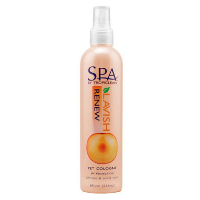 New Spa Renew Cologne by Tropiclean