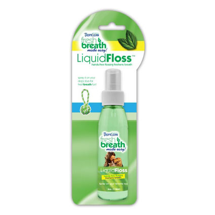 TropiClean Fresh Breath LiquidFloss