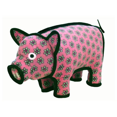 Tuffy's Barnyard Series - Polly Pig Toy