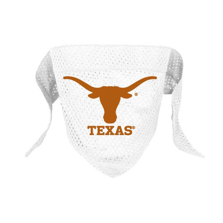 Texas Longhorns Mesh Dog Bandana