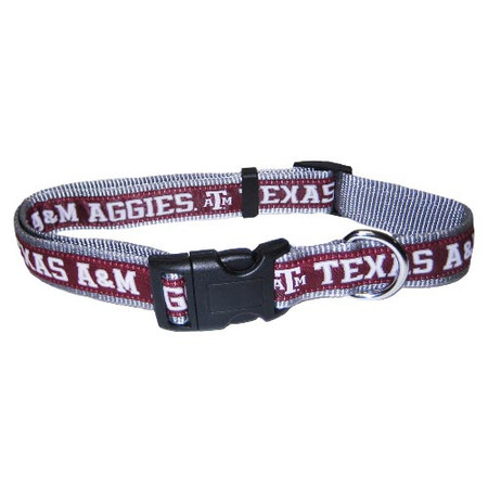 Texas A&M Aggies Dog Collar