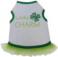 Lucky Charm Tank Dress