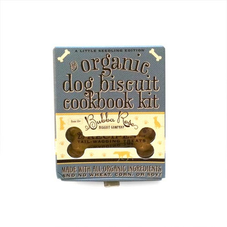 The Organic Dog Biscuit Cookbook Mini Kit
