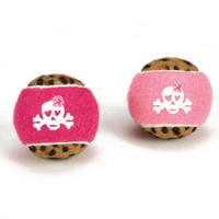 Skull-fari Tennis Ball Set