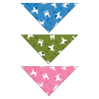 Insect Shield Dog Bandanas
