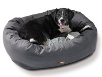Hemp Bumper Pet Bed