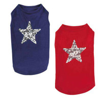 Sequin Star Tanks