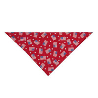 Paws N' Stripes Forever Pet Bandana