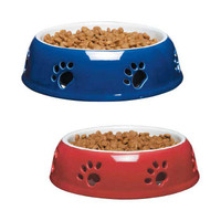 Pawprint Pet Dishes