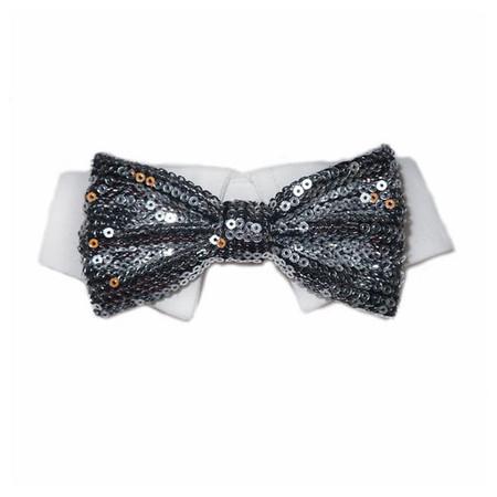 Sparky Bow Tie Collar