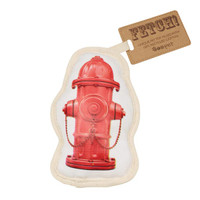 Recycled Canvas Fire Hydrant Dog Toy