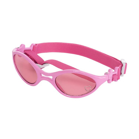 K9 Optix Pink Rubber Sunglasses