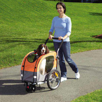 Cross-Trainer Pet Stroller