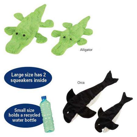 Predator Unstuffies Dog Toys