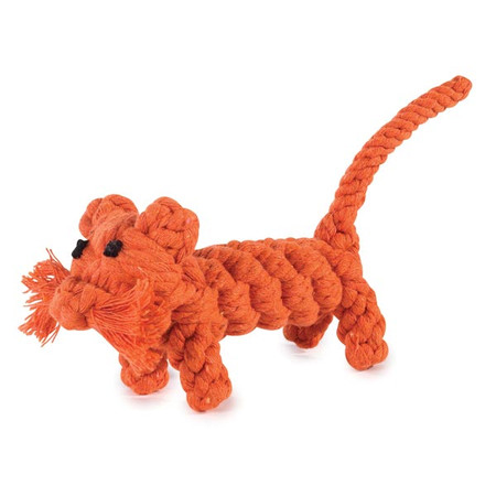Tiger Rope Menagerie Dog Toy