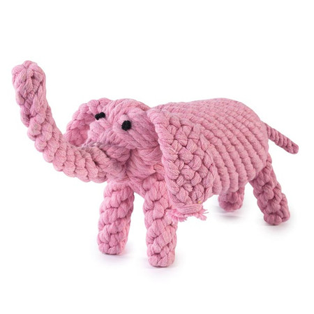 Elephant Rope Dog Toy