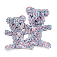 Bear Rope Dog Toys