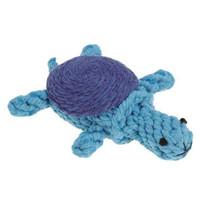 Turtle Rope Dog Toy