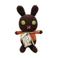 Yummy Choco-Bunny Organic Toy