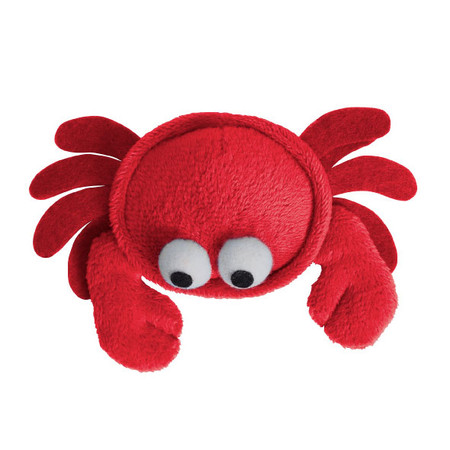 Red Crab Catnip Toy