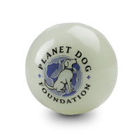 Planet Dog Orbee-Tuff Glow For Good Ball