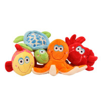 Ocean Friends Dog Toys