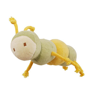 Beginnings Caterpillar Organic Toy