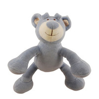 Petite Wally Bear Organic Dog Toy