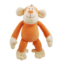 Large Oscar Monkey Organic Dog Toy