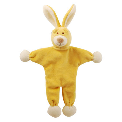 Stuffless Lucy Rabbit Organic Dog Toy