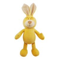 Large Lucy Rabbit Organic Dog Toy