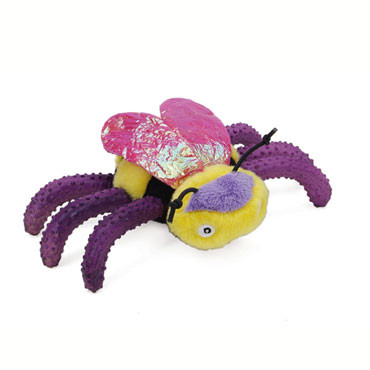 Lil Pals Tiny Plush & Latex Bumble Bee Toy
