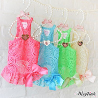 Wooflink Fun Summer Time Dress