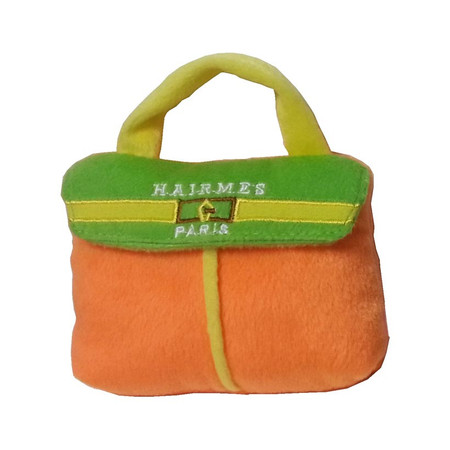 Hairmes Attachew Purse Toy