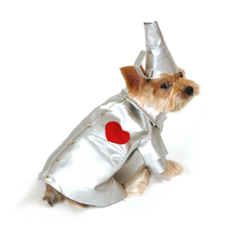 Tin Puppy Dog Costume
