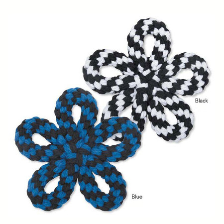 M. Isaac Mizrahi Floral Dot Rope Flower Toy